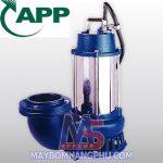 Bơm chìm nước thải sạch KS-30GT 3HP moi