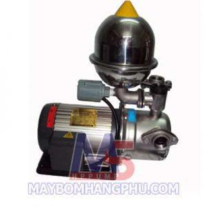 Máy bơm phun tăng áp vỏ nhôm đầu INOX HJA225-1.75 26 (1HP)