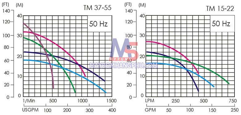 Bơm chìm axit loãng TM-15L moi  1