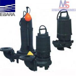 Bơm chìm nước thải EBARA 50 DVSA 51.5 2HP có 2 phao