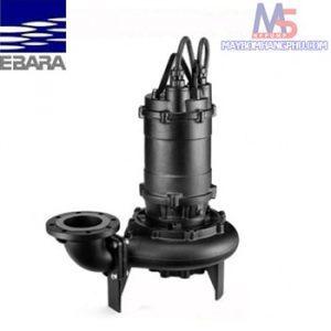 Bơm chìm nước thải EBARA 65-100 DL 51.5