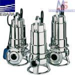 Bơm chìm nước thải EBARA DW VOX 100 1HP