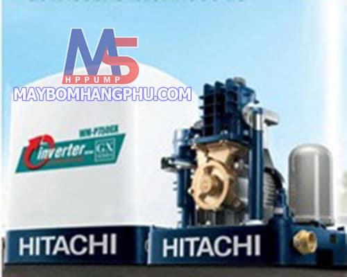 Bơm tự động vuông inverter Hitachi WM-P400GX-SPV-WH 400W