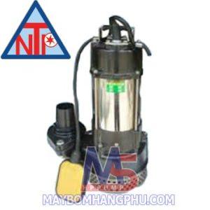Máy Bơm Chìm Hút Nước Thải NTP HSM280-1.75 265 1HP (T) 1