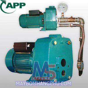 Máy bơm giếng hút sâu đẩy cao APP PC-500E 1100W
