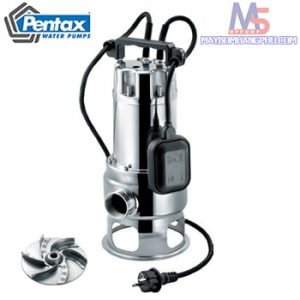 Máy Bơm Chìm Nước Thải Pentax DX 80/2G 1,4HP 1