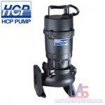 Máy bơm chìm hút nước thải rác gang đúc HCP 50AFU2.4L