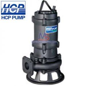 Máy bơm chìm hút nước thải rác gang đúc HCP 80AFP21.5 (1phase-2pole)