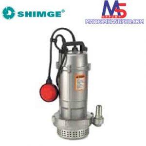 Máy bơm chìm nước thải SHIMGE QDX1.5-17-0.37 (1/2HP)