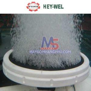 Đĩa phân phối khí heywel