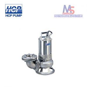 MÁY BƠM CHÌM HÚT NƯỚC THẢI INOX ĐÚC 1 PHA-2POLE HCP 80SFP22.2 220V 1