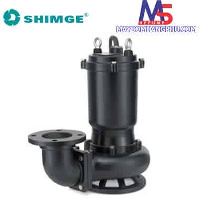 Máy bơm chìm nước thải SHIMGE WQK15-12-1.5 (2HP)