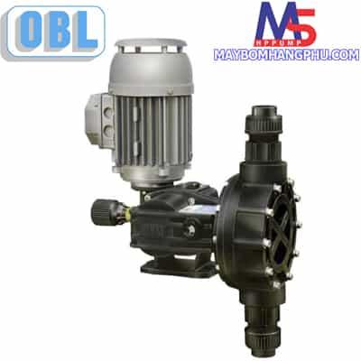 Máy Bơm Định Lượng Kiểu Màng Cơ Khí OBL MB 11 PP (12 Bar)