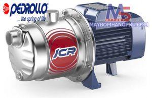 BƠM TỰ MỒI ĐẦU JET (INOX) PEDROLLO (cánh norly)  JCRm 15M 1.5HP 1