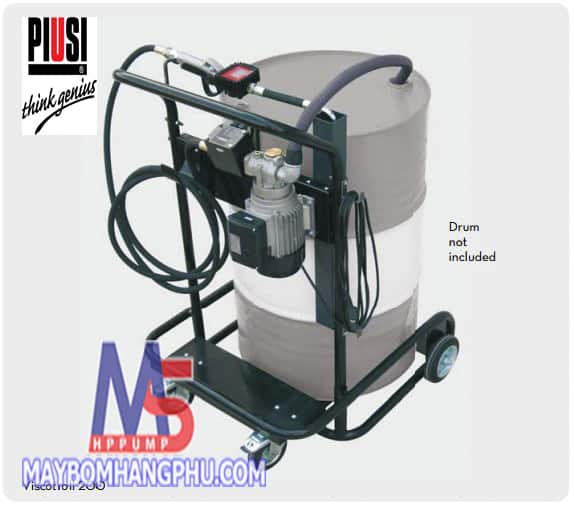 máy bơm viscotroll