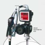 máy bơm dầu drum penther 56 k33