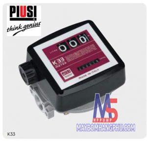 đồng hồ đo đầu meter K33