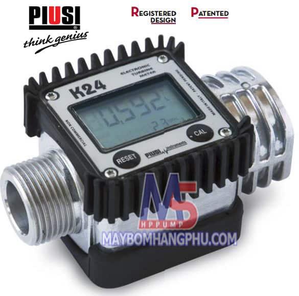 đồng hồ đo đầu meter K24