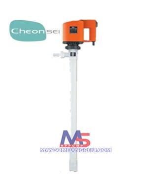 BƠM THÙNG PHUY CHEONSEI DR-FLH-10-U4A-S NHỰA PVDF 220V 1