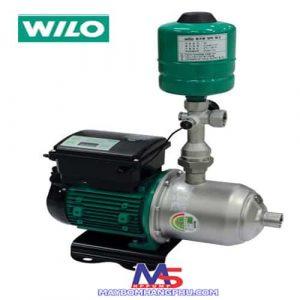 Máy bơm tăng áp tích hơp biến tần chịu nhiệt Wilo PBI-L205EA 1