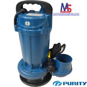 bơm chim nước sạch, purity, bơm chìm purity, QDX1.5-32-O.75