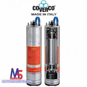 Máy Bơm Hỏa Tiễn COVERCO 4 inch NPS4 SN 415/20 7.5HP 1