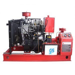 máy bơm chữa cháy pentax động cơ diesel