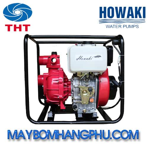 may bom nuoc dong co diesel howaki dhp30